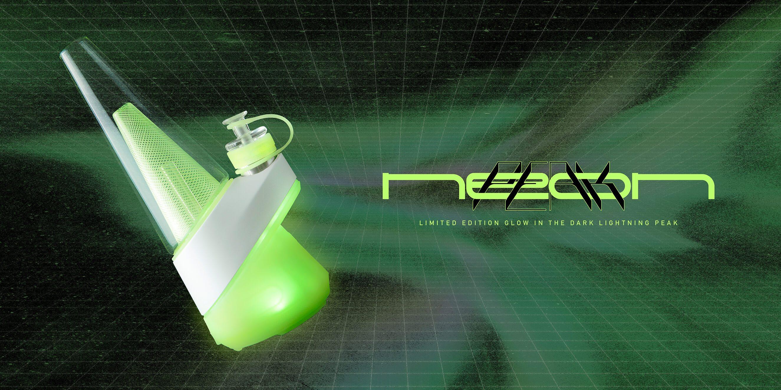 Neon Puffco Peak